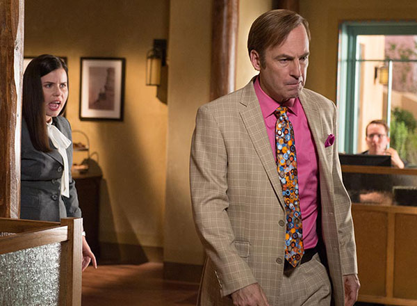 Bob Odenkirk / Jimmy McGill / Saul Goodman • © Ursula Coyote / Sony Pictures Television / AMC