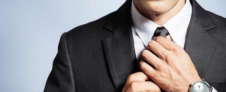 Kleding voor je sollicitatiegesprek: wat trek je aan als man?