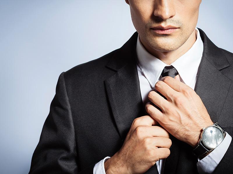 Kleding voor je sollicitatiegesprek: Mannen
